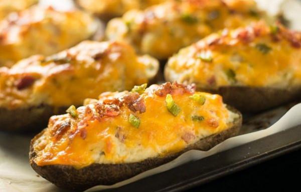 البطاطس بالجبن في الفرن 9999103051