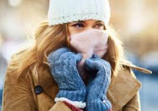 لماذا لا يشعر بعض الناس بالبرد ؟