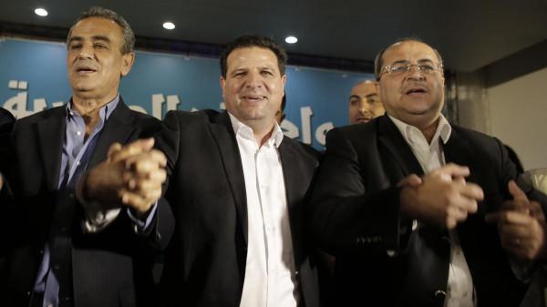 """أيمن عودة: اليسار الإسرائيلي يُدرك أنه لن ينجح بدون """"القائمة المشتركة"""""""