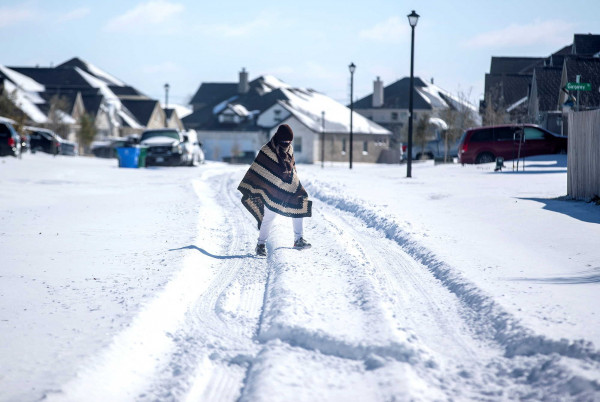 بعد ذوبان الثلوج العثور على 70 جثة متجمدة في تكساس