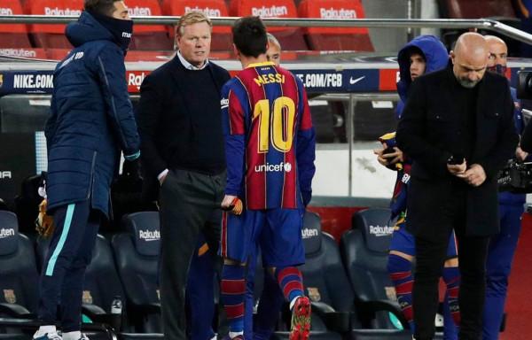 بالأرقام.. برشلونة أصبح أسوأ في عهد كومان