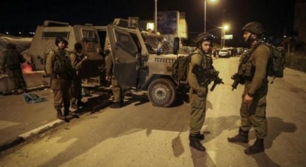 مواجهات واعتقالات في بلدة اليامون غرب جنين