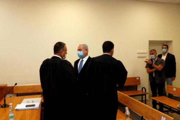 5 أبريل المقبل موعد جلسة محاكمة نتنياهو