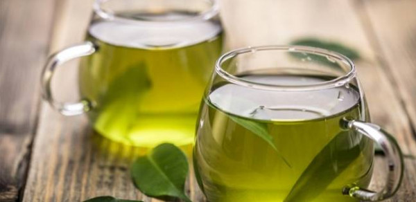 ماذا يحدث للجسم عند شرب الشاي الأخضر ؟