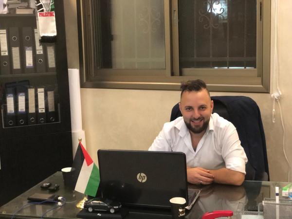 محامي فلسطيني يُطلق موقع إلكتروني لخدمات حساب الحقوق العمالية وشؤون قانونية