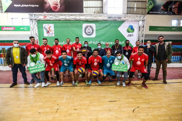 جوال تطلق الموسم 2021/2022 لدوري جوال لكرة الطائرة