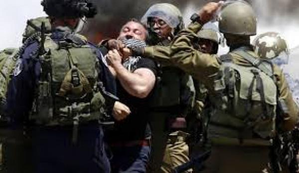 """""""مركز الإنسان"""": سلطات الاحتلال اعتقلت 450 مواطناً خلال يناير 2021"""