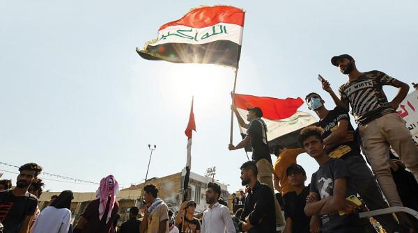 مقتل ثلاثة متظاهرين في الناصرية برصاص قوات الأمن جنوب العراق