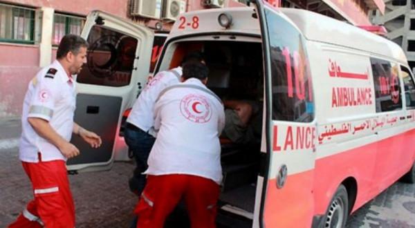 رام الله: إصابة خطيرة لطفل استهدفه الاحتلال بالرصاص الحي