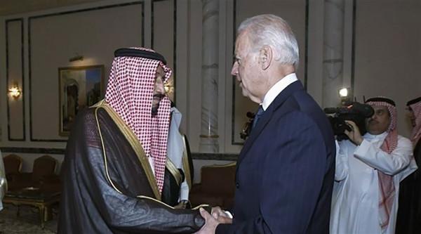 """(رويترز): الخارجية الأمريكية تراجع """"كامل"""" العلاقة مع السعودية"""