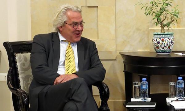وينسلاند: الانتخابات الفلسطينية المقبلة فرصة جيدة وخطوة حاسمة نحو إعادة ترسيخ الوحدة الوطنية