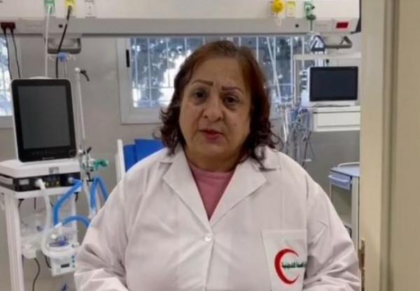 الكيلة: تخصيص قسم يحوي 23 سريرًا مجهزاً لعلاج مرضى (كورونا) بمجمع فلسطين الطبي