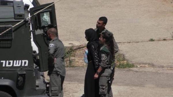 الاحتلال يعتقل فتاة من الأقصى ويستولي على جرارين في سلفيت