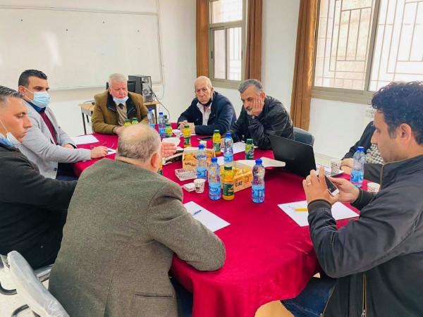 """""""القدس المفتوحة"""" تستضيف اجتماع الهيئة التأسيسية لمنتدى أكاديميي الإعلام في فلسطين"""