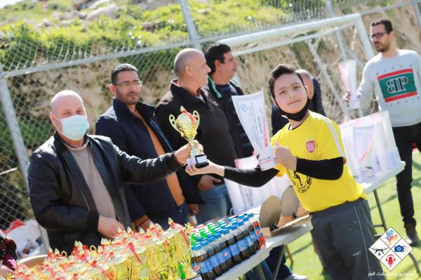 أكاديمية السلام لتدريب كرة القدم تقيم حفل تكريم للاعبين