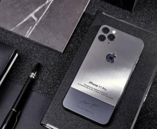 شاهد: باستخدام كيلوغرام من الذهب.. شركة روسية تصدر هاتفها الجديد