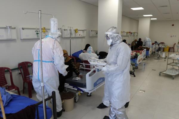 فلسطين: 15 وفاة و2017 إصابة بفيروس (كورونا) خلال 24 ساعة الماضية