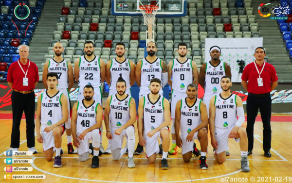 بكرة السلة.. فلسطين تقفز 4 مراكز وتحتل المرتبة 89 عالميا