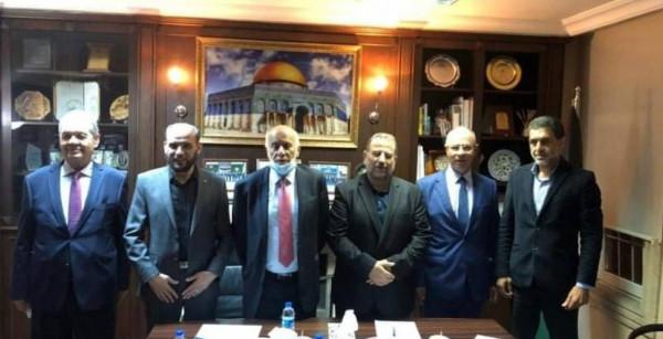 حماس: خيار القائمة المشتركة لا يزال مطروحاً ومحل نقاش