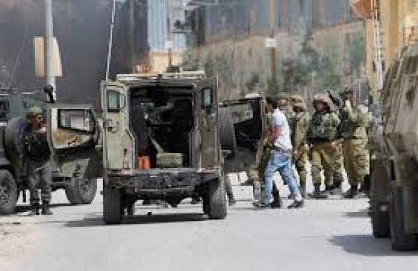 الاحتلال يعتقل شقيقين من حي عبيد خلال مواجهات في العيسوية