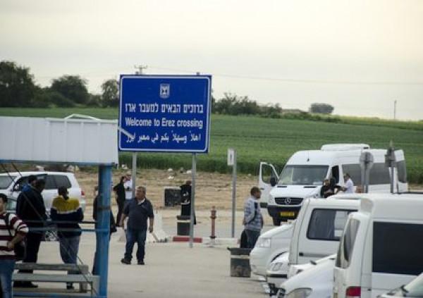 مركز الميزان: قوات الاحتلال تعتقل مرافق مريض على (معبر إيرز)