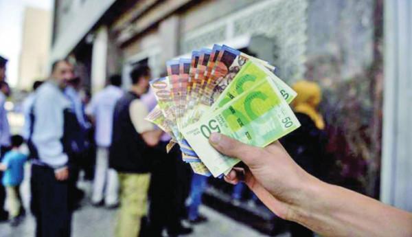 سلطة النقد تقرر تمديد دوام البنوك الخميس