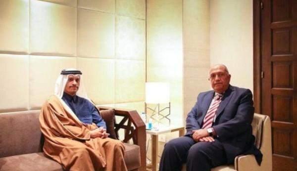 """وزير الخارجية القطري: نسعى لـ """"عودة الدفء"""" إلى العلاقات مع مصر"""