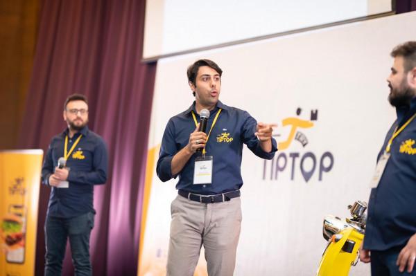 إطلاق تطبيقات TipTop لتوصيل الطعام والبقالة في إقليم كردستان العراق