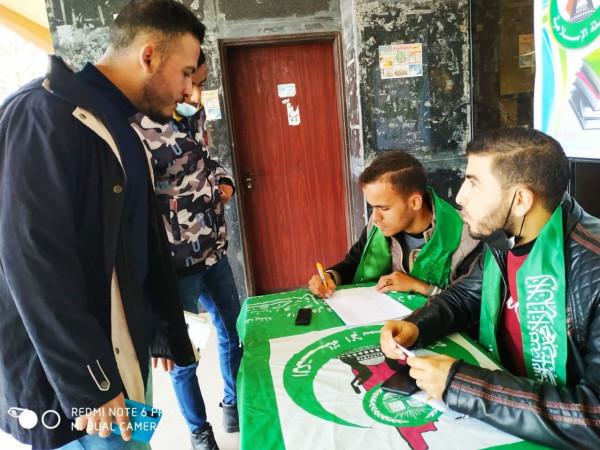 الكتلة الإسلامية بالجامعات تعلن بدء مشروع التخفيض على التصوير
