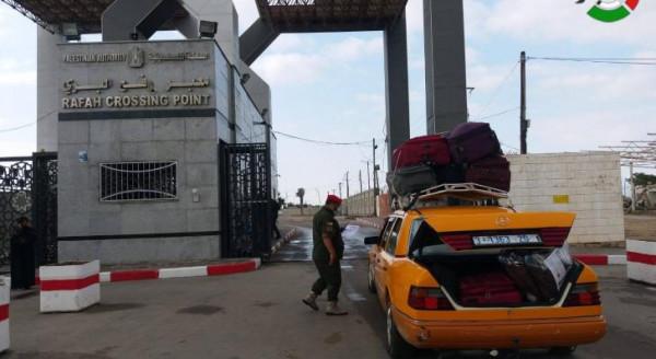 داخلية غزة تنشر إحصائية السفر عبر معبر رفح الأسبوع الماضي