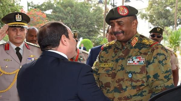 السيسي يزور السودان اليوم لبحث ملفي سد النهضة وأمن البحر الأحمر