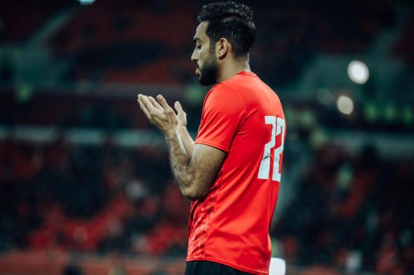 """مدرب منتخب مصر يحسم موقفه بشأن ضم """"كهربا"""" لمعسكر مارس"""