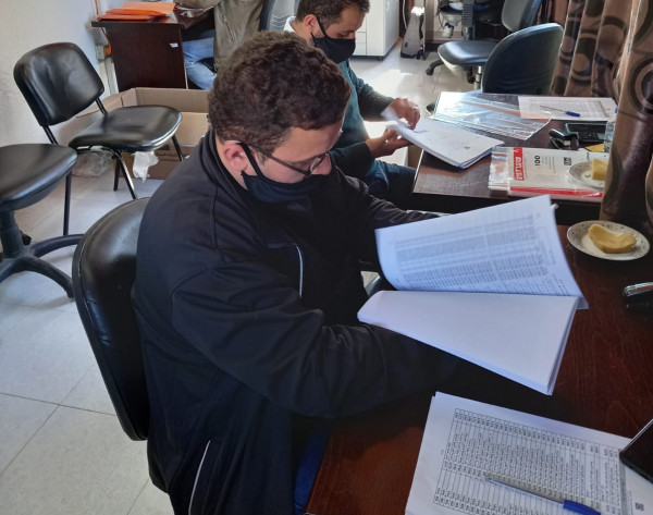حنا ناصر يبعث برسالة إلى النائب العام بشأن جرائم الانتخابات