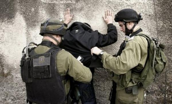 الاحتلال يعتقل مواطناً من حي باب حطة بالقدس القديمة