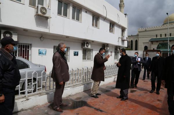 غزة: النائب العام ووكيل وزارة التنمية يؤكدان على الاستمرار بمكافحة ظاهرة التسول