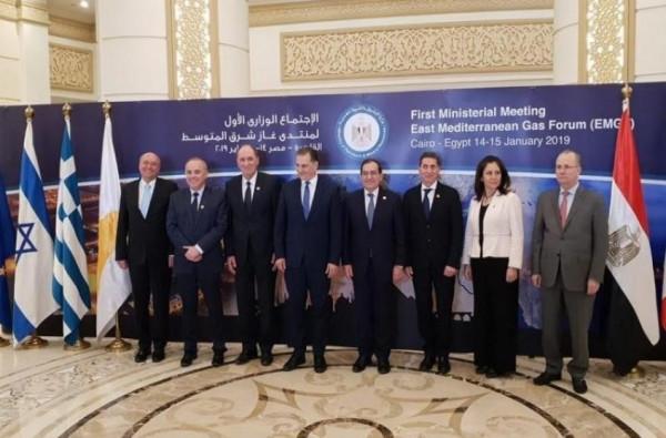 وزير الطاقة الإسرائيلي يزور القاهرة الثلاثاء المقبل