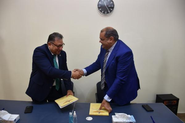 مؤسسة ماعت توقع اتفاقية مشتركة مع شركة ADMC الهولندية للحد من عمالة الأطفال بمصر