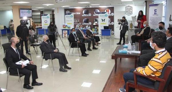 """""""ملتقى أبوغزاله"""" يستضيف حفل إطلاق المسابقة الوطنية لريادة الأعمال لليافعين 2021"""
