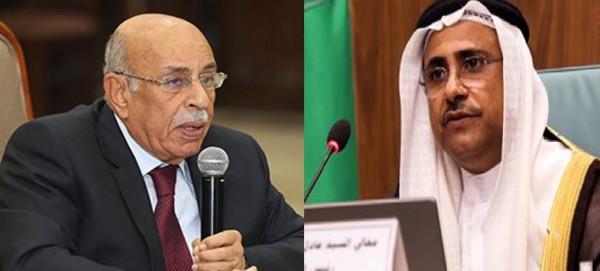 العسومي: البرلمان العربي لديه استراتيجية للدفاع عن القضايا العربية دون النظر لأية اعتبارات