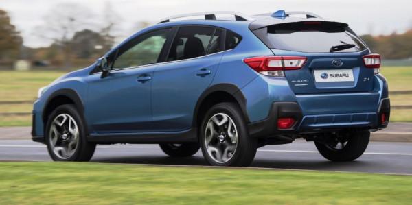 شاهد: سوبارو تجمع القوة والأناقة في سيارة جديدة