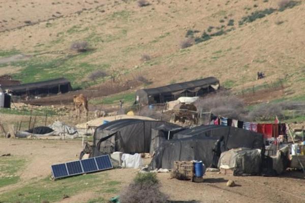 """الاحتلال يستولى على منطقة """"عين الحلوة"""" بالأغوار الشمالية"""
