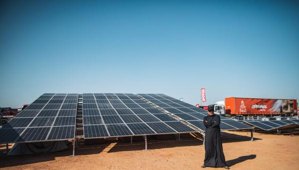 تكنولوجيات الصحراء تشارك في مؤتمر مستقبل الطاقة المتجددة