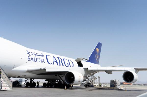 السعودية للشحن تشارك في جهود اليونيسف لتوزيع لقاحات كورونا حول العالم