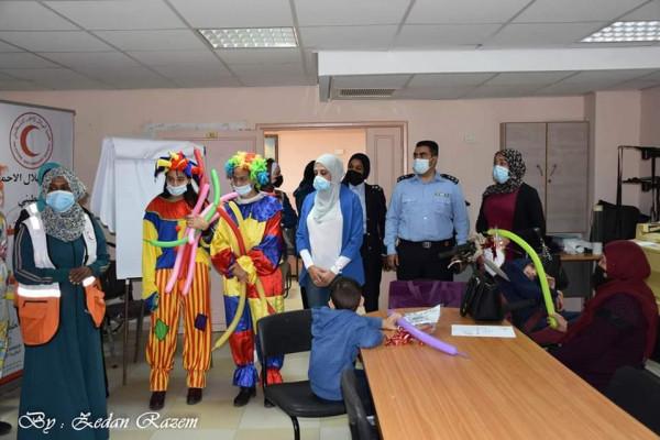 التنمية تنظم فعاليات يوم الطفل الفلسطيني في طولكرم وأريحا وسلفيت