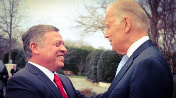 بايدن: ندعم حل الدولتين في النزاع الفلسطيني الإسرائيلي