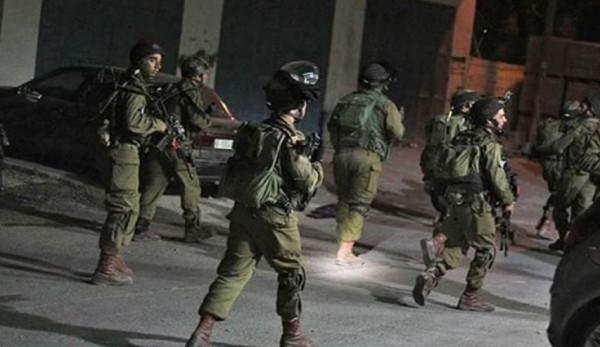 قوات الاحتلال تعتقل عددًا من نشطاء لجان دعم قائمة التغيير الديمقراطي