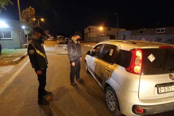 """""""المرور"""" بغزة: سيتم حجز جميع المركبات المخالفة حتى صباح الأحد المقبل"""