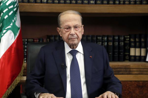 لبنان: ميشال عون يحمل المصرف المركزي مسؤولية الأزمة في البلاد