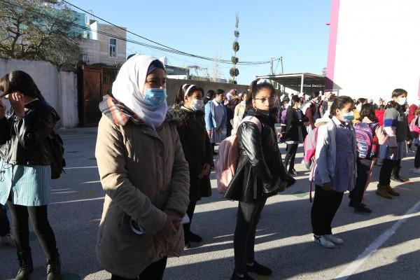 """""""التربية"""": سنُعلن قريباً آلية دوام الطلبة خلال شهر رمضان بالمحافظات الشمالية"""