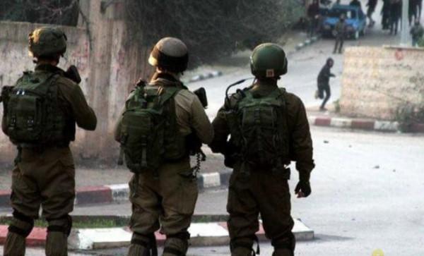 قوات الاحتلال تقمع وقفة تضامنية مع أهالي حي الشيخ جراح بالقدس
